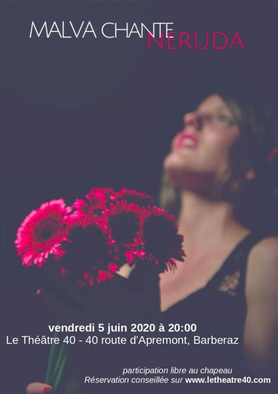 Affiche 20malva 20chante 20neruda 20au 2040