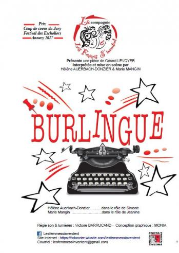 Affiche Burlingue ss date