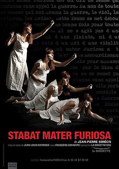 Stabat mater furiosa affiche